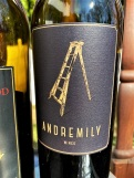 Andremily Wines Syrah No 5