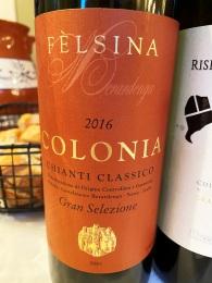 Fèlsina Chianti Classico Colonia