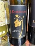 J. Kirkwood Merlot Napa Valley