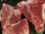 Porterhouse steaks ready togrill