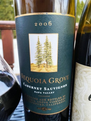 Sequoia Groove Cabernet Sauvignon