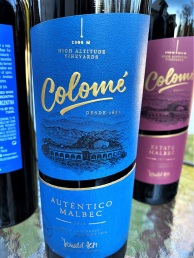 Colome Malbec Autentico