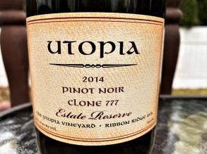 Utopia Pinot Noir Clone 777