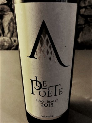 Salabka Le Poete Pinot Blanc