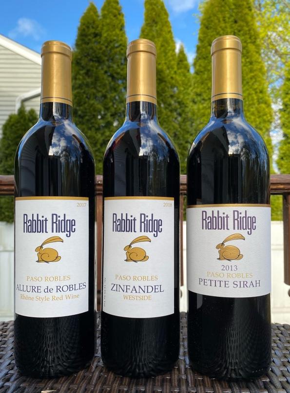 Rabbit Ridge Wines Paso Robles