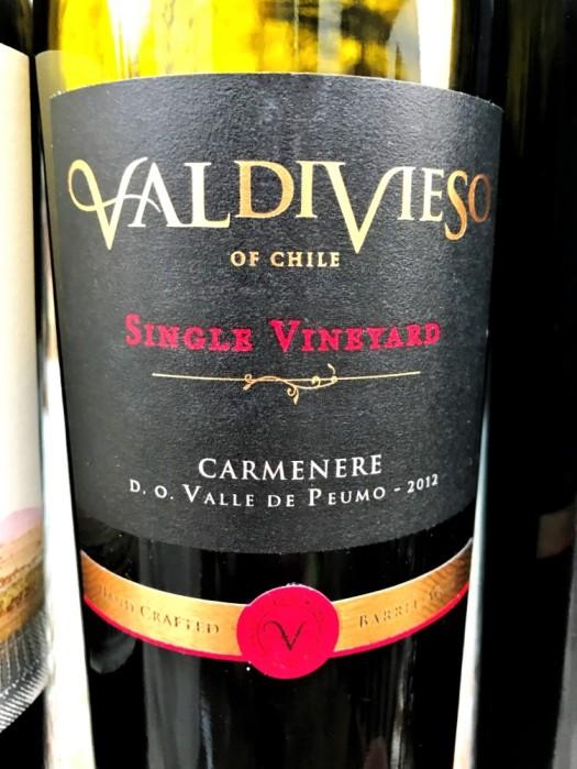 Valdivieso Single Vineyard Carmenere