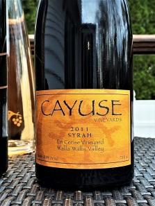 Cayuse Syrah