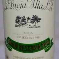 La Rioja Alta 904