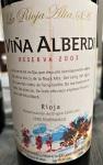 La Rioja Alta VinaAlberdi