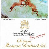 5. Chateau Mouton Rothschild