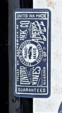 United Ink stamp