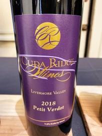 Cuda Ridge Petit Verdot