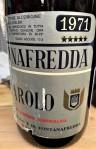 Fontanafredda Barolo 1971