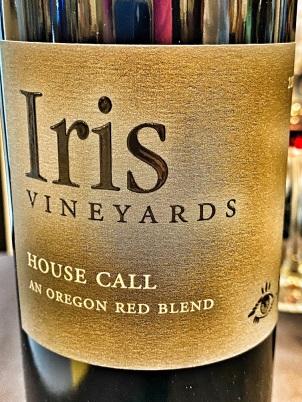 Iris Vineyards House Call