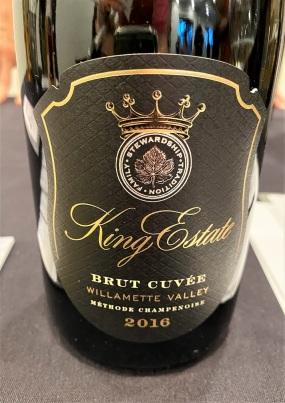 King Estate Brut Cuvée